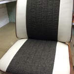 1772 Bay window seat